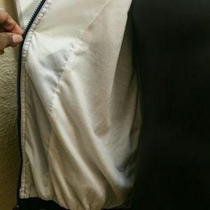 Nike Jackets & Coats - Vtg 90s Nike Mesh Lined Nylon Swoosh Zip Jacket M